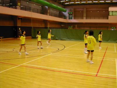 荃湾区男女排球比赛-梨木树天主教小学
